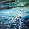 Acrylmalerei, Malerei, Realismus, Wasser