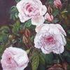 Impressionismus, Pflanzen, Malerei, Blumen