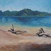Wasser, Malerei, Impressionismus, Landschaft