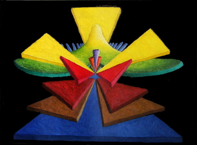 Synästhesie, Ölfarben, Malerei, Abstrakt, Ausstellung