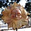 Skulptur, Sanft, Sonne, Surreal