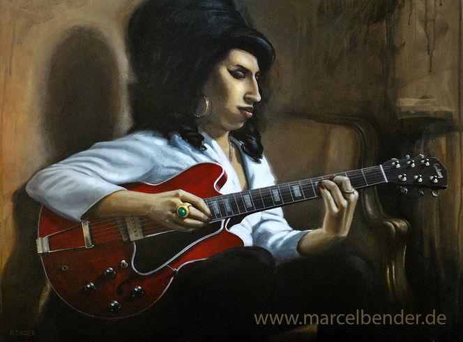 Surreal, Fiktion, Amy, Karikatur, Winehouse, Lachen