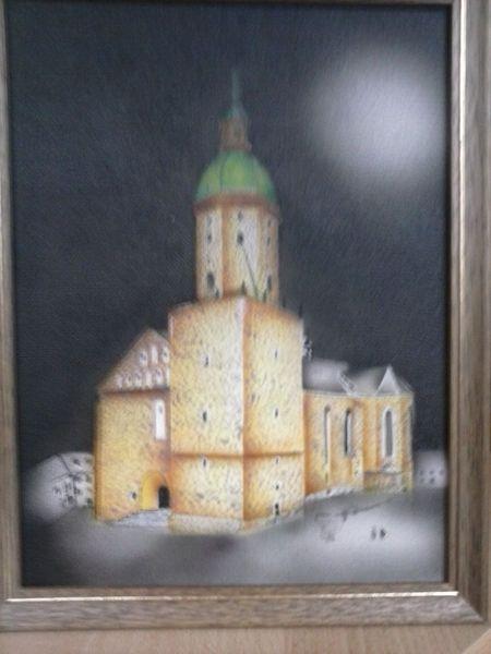 Glaube, Architektur, Vollmond, Monument, Kirche, Spaetgothik