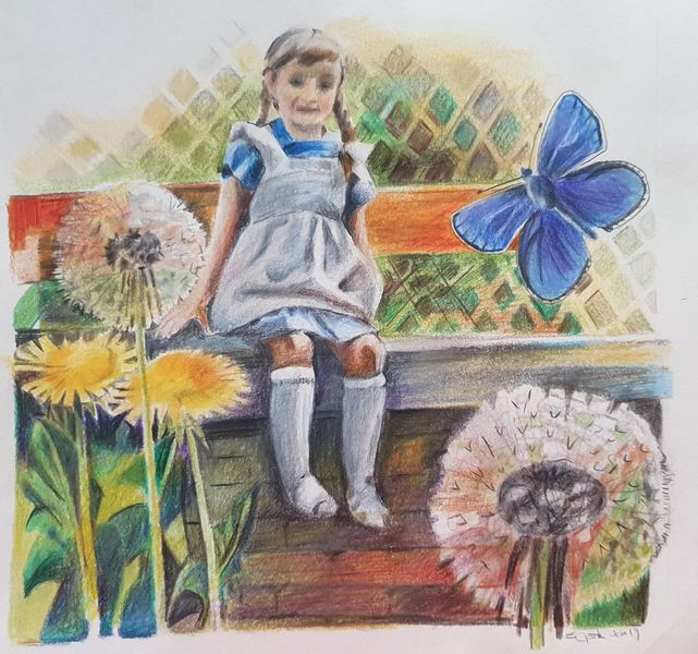 Kind, 1969, Illustrationen,