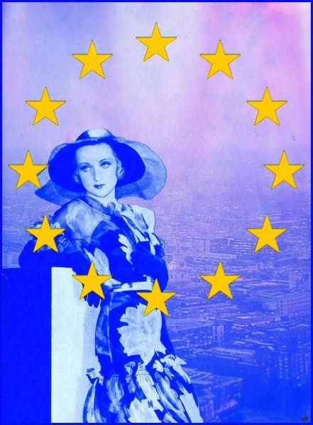Schiller, Staatenbund, Freude, Europa, Götterfunken, Stern