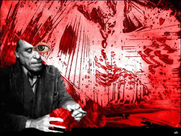 Tod, Red sparrow, Welt, Leben, Bukowski, Roter spatz