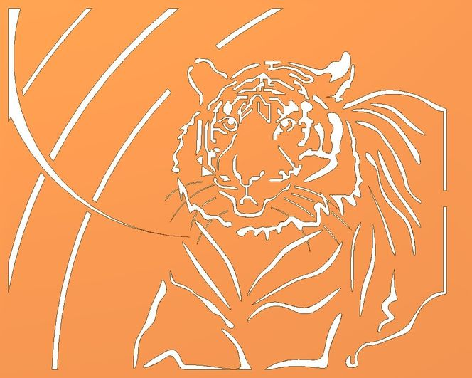 Kunsthandwerk, Tiger