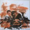 Tusche, Malerei