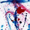 Blau, Edelstein, Farben, Rot