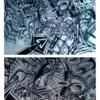 Fantasie, Skurril, 3d, Abstrakt