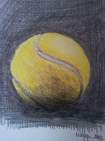 Fangen, Sport, Zeichnungen