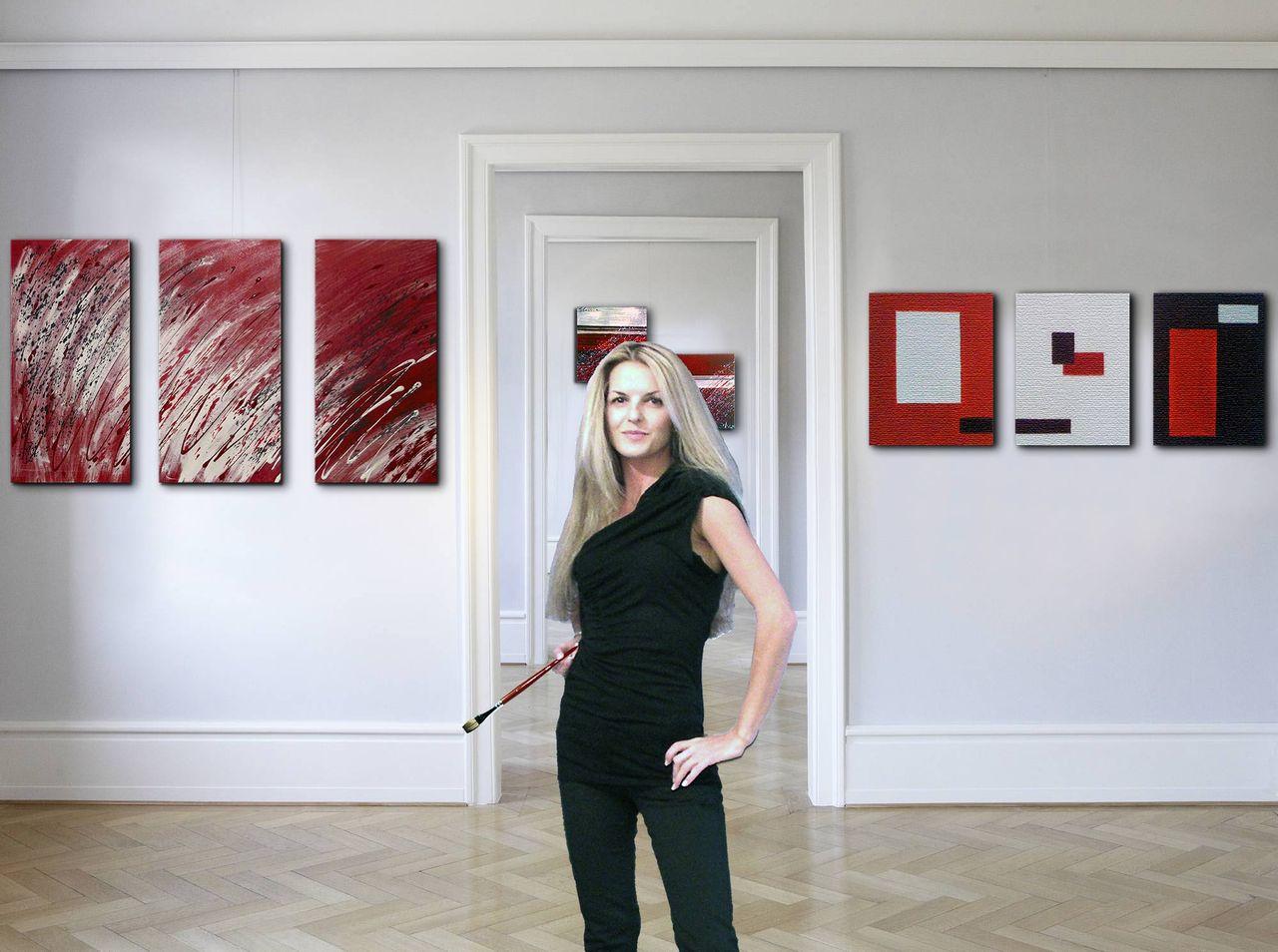 Mehrteilige Bilder Kuche : Wandbilder mehrteilig Slavova mehrteilige wandbilder  Bild  Kunst
