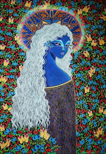 Körper, Sinnlichkeit, Heilig, Haare, Frau, Weiblichkeit