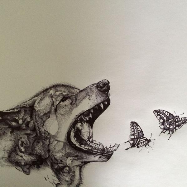 Zeichnung, Fauna, Fantasie, Zeichnen, Tiere, Zeichnungen