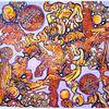 Fantasie, Abstrakt, Traum, Malerei