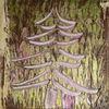 Wald, Rolle, Besinnlichkeit, Weihnachten