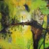 Malerei, 2015, Mischtechnik