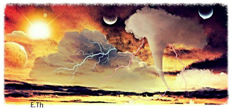 Digitale kunst, Tornado