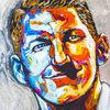 Bastian schweinsteiger, Dermillionenmaler, Colourfulportraits, Bunteportraits