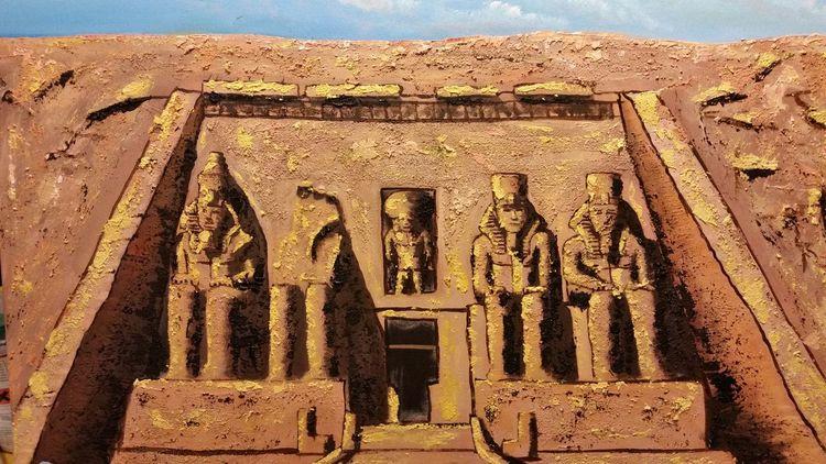 Weltkulturerbe, Kultur, Gebäude, Architektur, Landschaft, Tempel