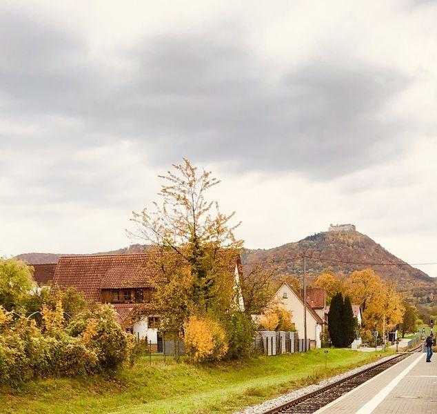 Hausberg, Herbst, Hohen neuffen, Fotografie