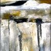 Felsen, Landschaft, Wolken, Malerei