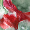Serie, Rot, Malerei,