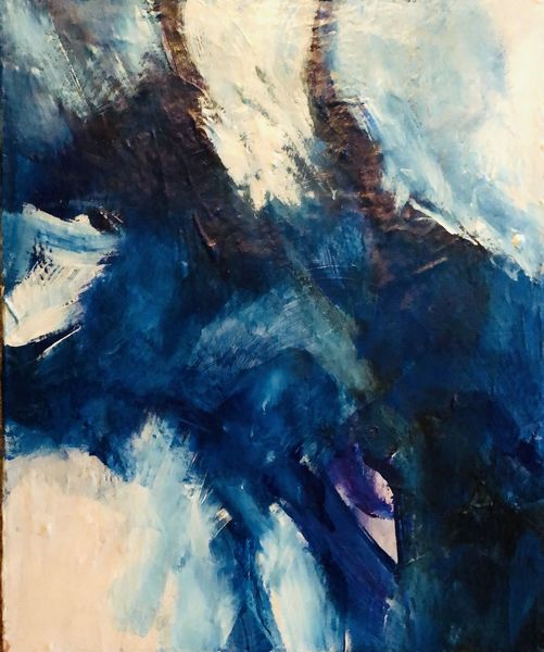 Regen, Wasser, Pfütze, Malerei