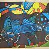 Wortlos, Fisch, Fantasie, Abstrakt