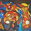 Bunt, Abstrakt, Augen, Fantasie