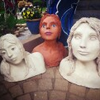 Figural, Plastik, Schwestern