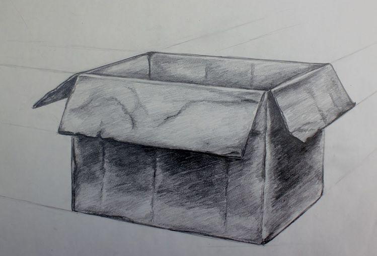 Zeichnungen, Karton