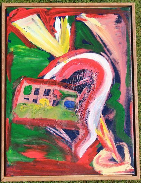 Ritter, Malerei