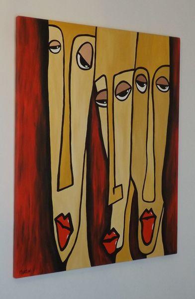 Moderne kunst, Dekorative kunstwerk, Illustrative leinwände, Moderne kunst gemälde, Günstige kunstwerke, Minimalistischen kunst