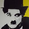 Prominent, Portrait, Künstlerische portraits, Abstrakt portrait