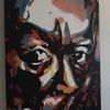 Porträt kunst, Künstlerische portraits, Abstrakt portrait, Portrait von prominenten