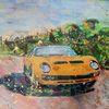 Oldtimer, Lamborghini miura, Sportwagen, Auto