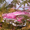 Pink, Amerika, Cabrio, Kuba