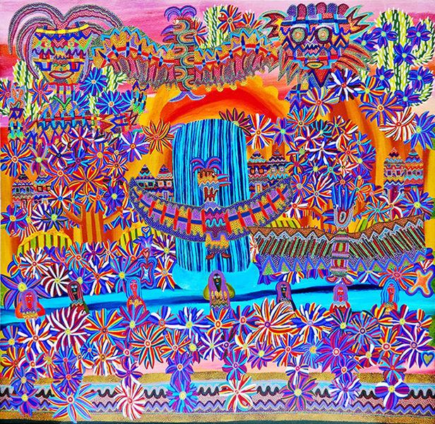 Malerei, Fluss, Erkenntnis
