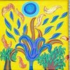 Pflanzen, Meer, Sonne, Blüte