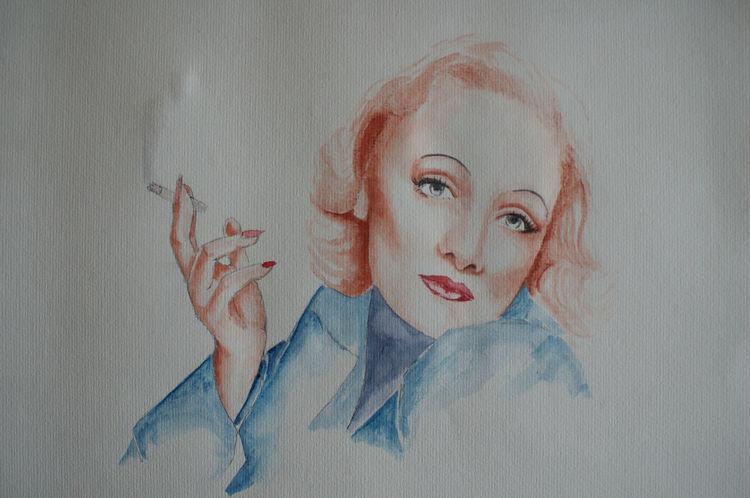 Berümtheit, Portrait, Frau, Film, Mecklenburg, Tv