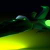 Cycles Raumschiff 2 - Renderbild, Raumschiff