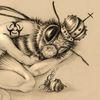Biene, Bienentod, Bienensterben, Bienenkönigin