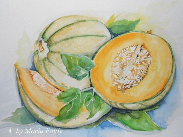 Sonne, Küche, Melone, Warm, Vitamin, Obst
