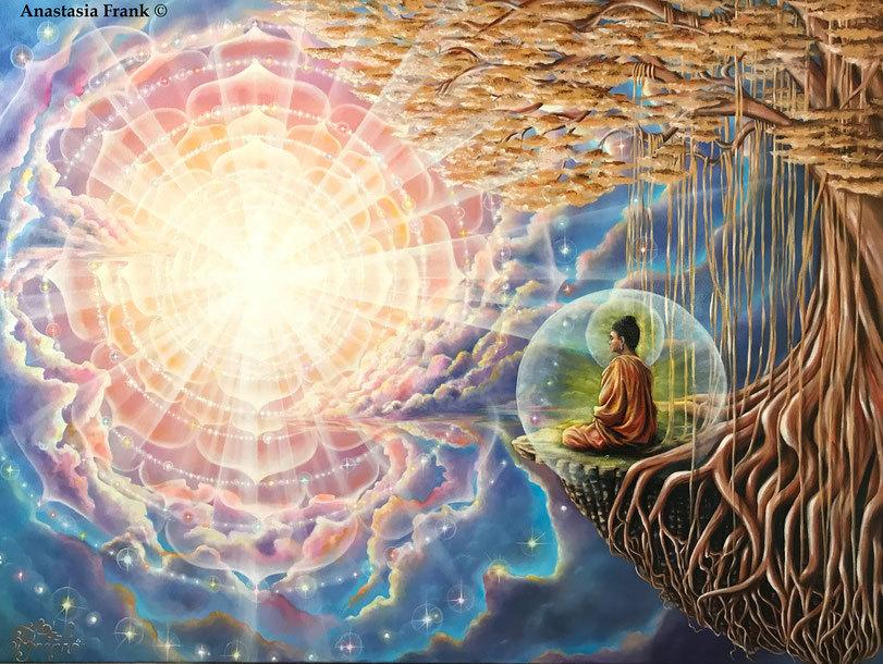 The Enlightenment - Lama, Sacredgeometry, Buddhismus