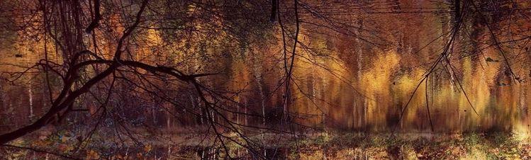 Talsperre, Spiegelung, Fotografie