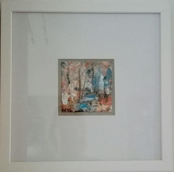 Komposition, Informel, Malerei