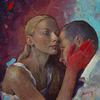 Ölmalerei, Figural, Portrait, Malerei