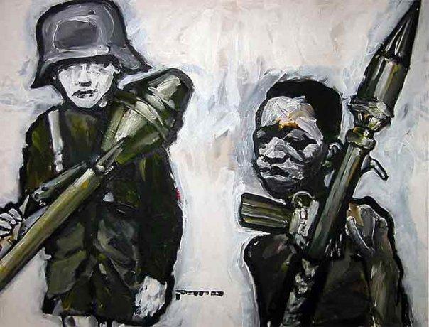 Malerei, Rechts, Links, Deutschland