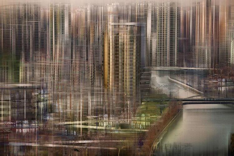 Fotografie, Portrait, Shanghai, Druck, Zeichnung, Digitale kunst